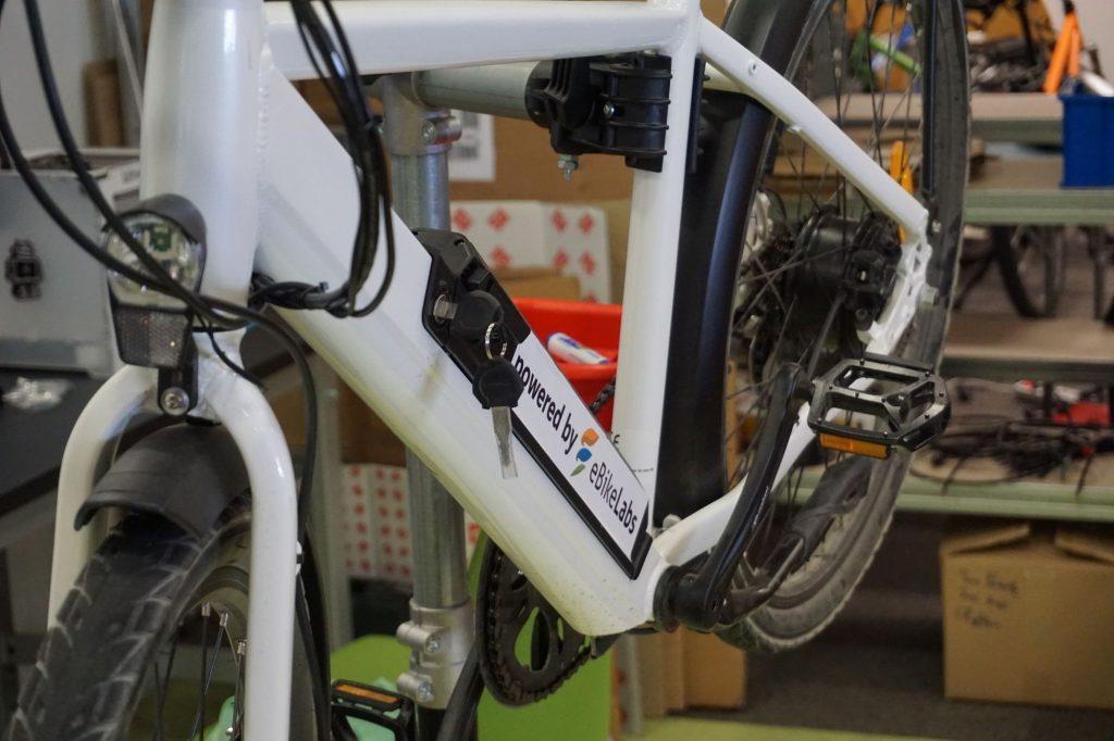 eBikeLabs e-bike fleet solution, anti theft, maintenance, safe rides