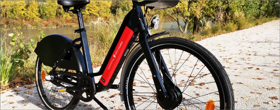 e-bike controller