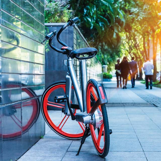 e-bike anti theft
