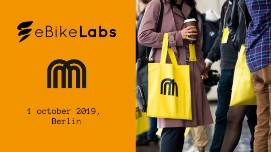 Micromobility Europe | October 1, 2019 | Berlin, Germany
