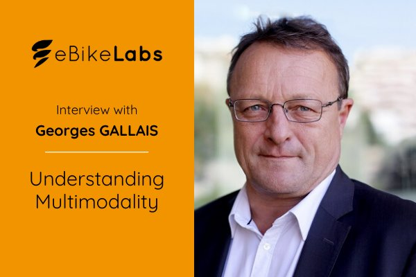 George Gallais supports eBikeLabs