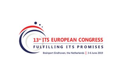 13th ITS European Congress | June 5 – 6, 2019 | Eindhoven, Netherlands