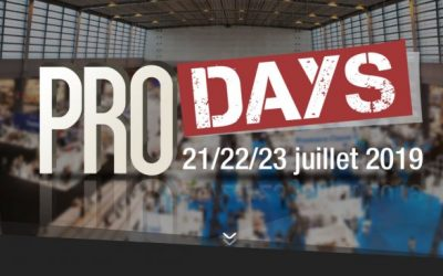Pro-Days, le salon professionnel du vélo | 21-23 Juillet 2019 | Paris, France