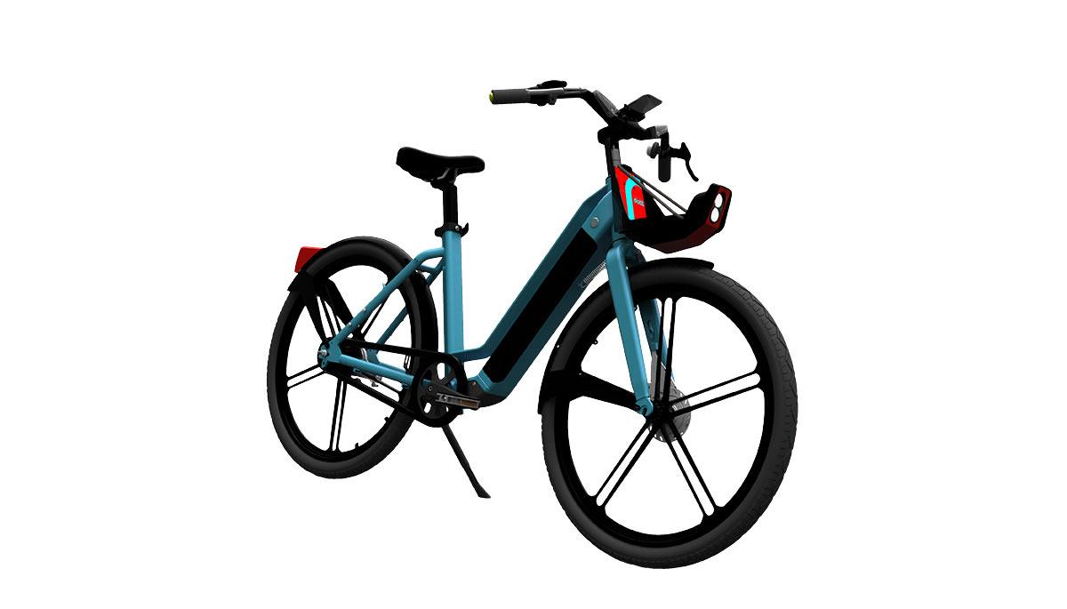 e-bike prototype fleet