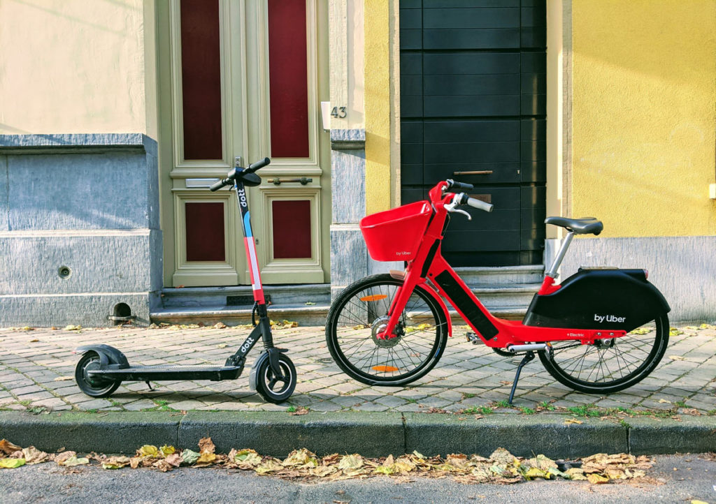 eBikeLabs e-bike sharing solution