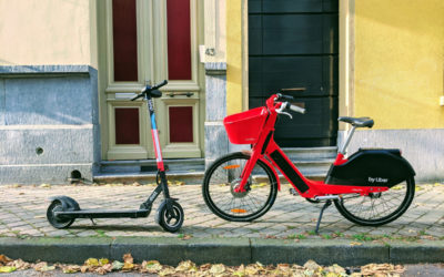 Cities and micromobility operators respond to combat the COVID-19 outbreak