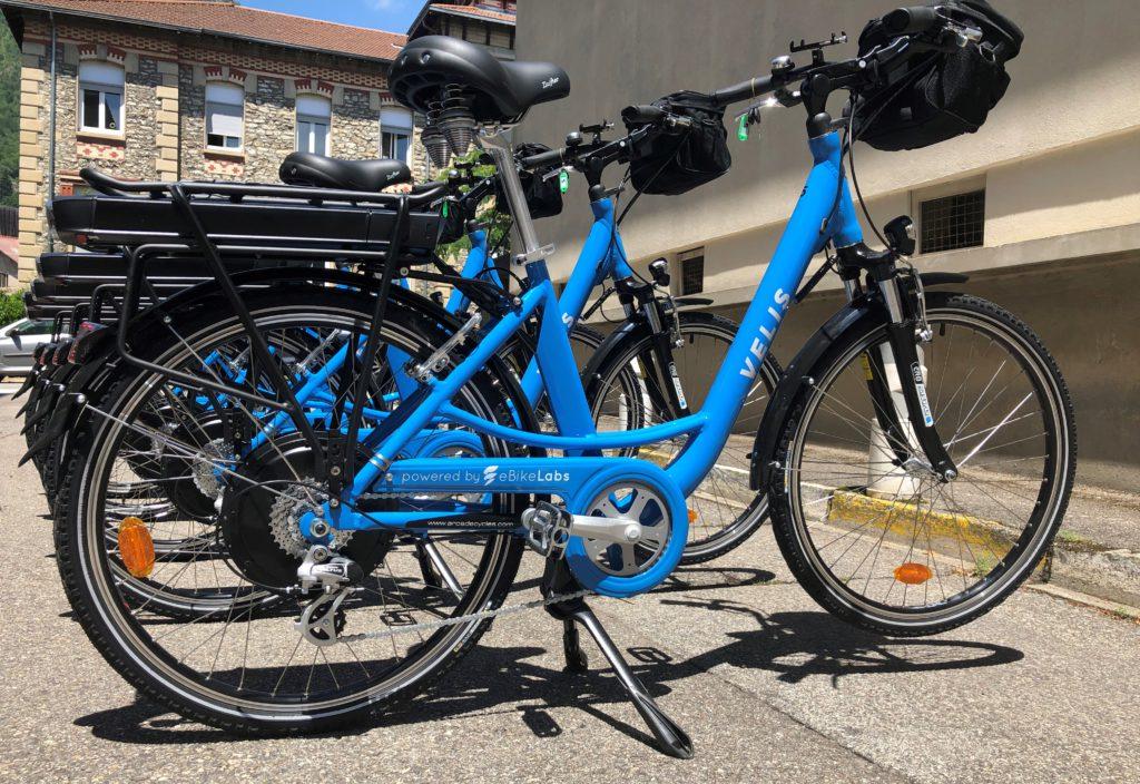 eBikeLabs health e-bike project