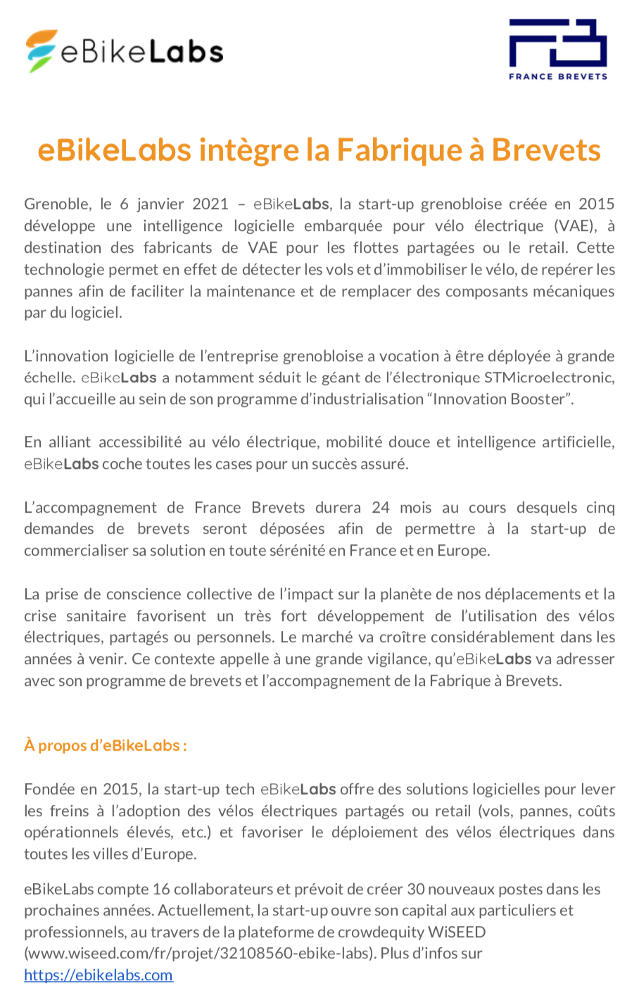 PR-France Brevets Partnership-preview