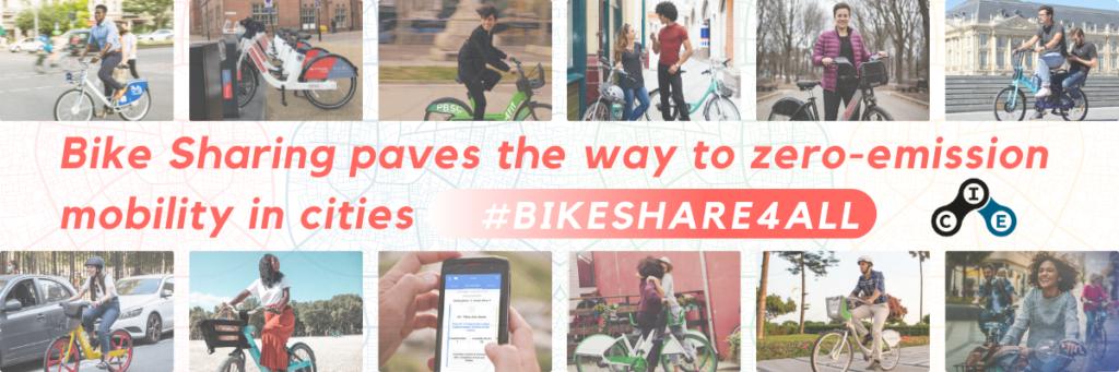 BSEG Campaign eBikeLabs bike sharing