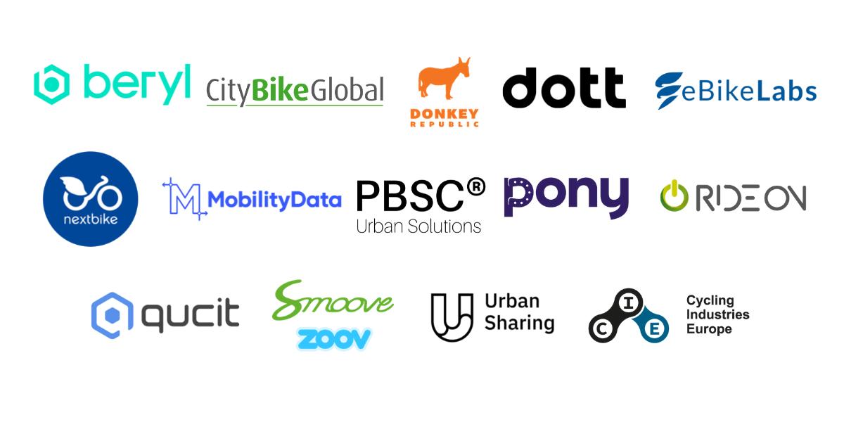 CIE bike share group eBikeLabs