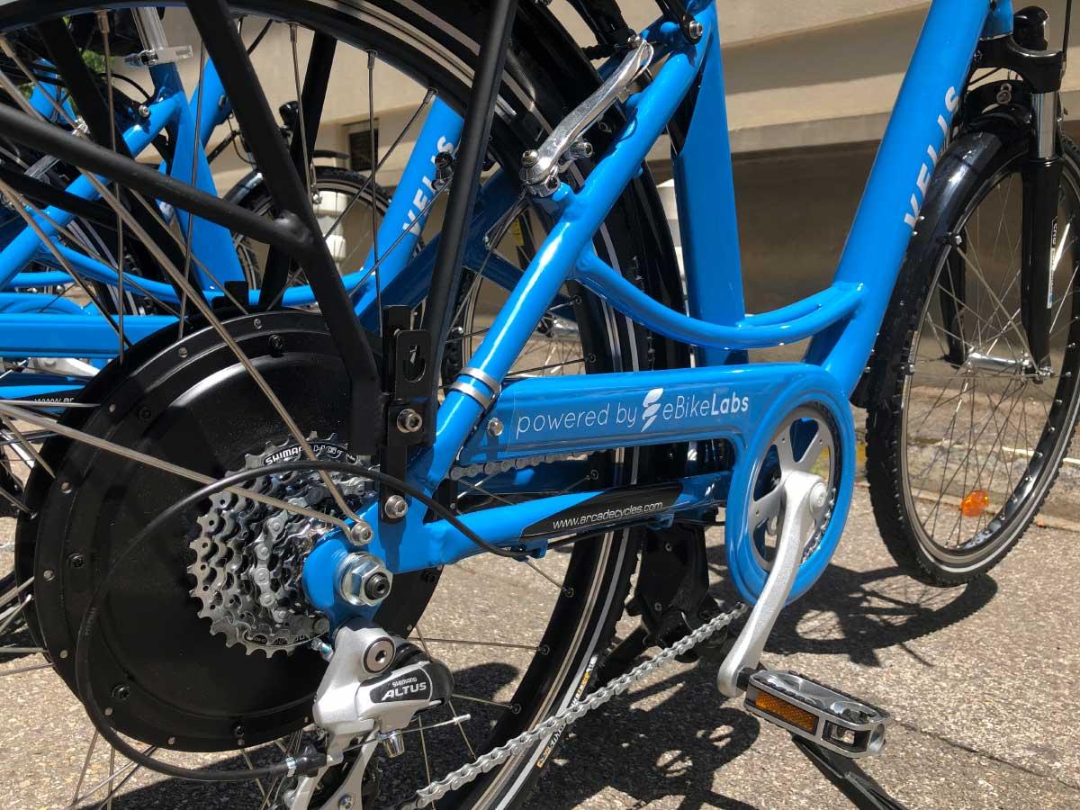 eBikeLabs health study, AI for e-bikes
